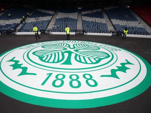 Celtic have backed a social media boycott (Jane Barlow/PA)