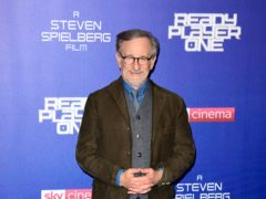 Steven Spielberg (Ian West/PA)