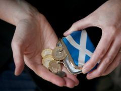 The Institute for Fiscal Studies compared funding in Scotland and England (Jane Barlow/PA)