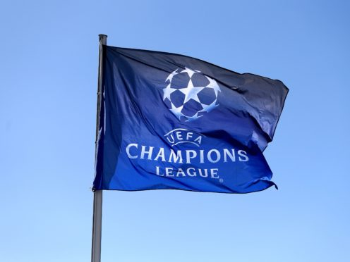 The Champions League final is scheduled to take place in Istanbul on May 29 (Mike Egerton/PA)
