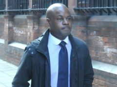West Midlands Pc Colin Noble has been dismissed for 'appalling' gross misconduct after being found guilty of 'trying it on' with four vulnerable domestic abuse victims (Matthew Cooper/PA)