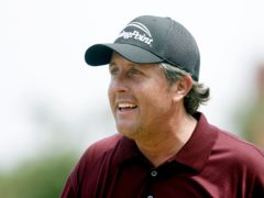 Phil Mickelson's 2006 Masters triumph was his second major win in a row and third overall (Peter Byrne/PA)