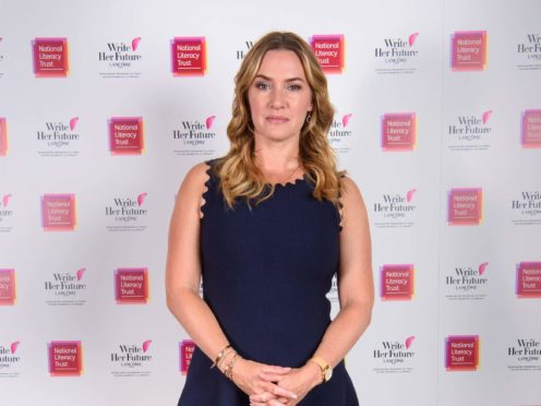 Kate Winslet will appear at this year's Hay Festival (Matt Crossick/PA)