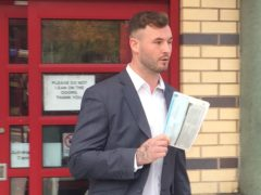 Zak Hardaker soon found himself back in the headlines again following a conviction for drink driving (Henry Clare/PA)