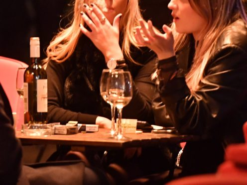 More than half of people are drinking more than a year ago, according to researchers (John Stillwell/PA)