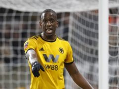 Willy Boly will be back in the Wolves squad against Sheffield United on Saturday (Martin Rickett/PA)