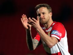 James Coppinger could return for Doncaster's clash with Burton (Richard Sellers/PA)