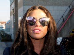 Katie Price (Rick Findler/PA)