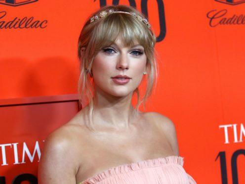 Taylor Swift (Greg Allen/PA)