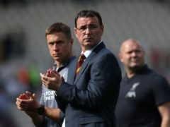 Gary Bowyer was sacked by Bradford in February 2020 (Barrington Coombs/PA)