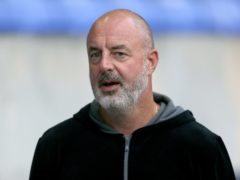 Keith Hill believes Tranmere missed an opportunity (Richard Sellers/PA)