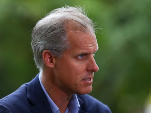 Ed Smith is leaving the England and Wales Cricket Board (Aaron Chown/PA)