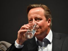 David Cameron's role working with Greensill has been under scrutiny (Jacob King/PA)