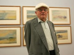 David Hockney (Rebecca Harley/PA)
