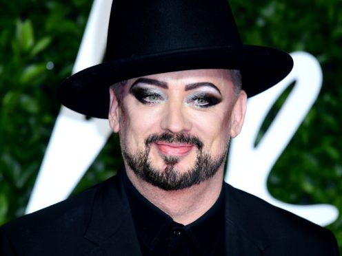 Boy George (Ian West/PA)