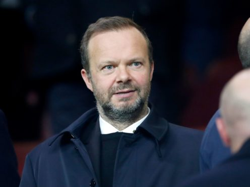 Ed Woodward will step down as Manchester United executive chairman at the end of 2021 (Martin Rickett/PA Images).