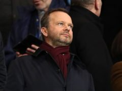 Ed Woodward is leaving his role at the end of the season (Tim Goode/PA)