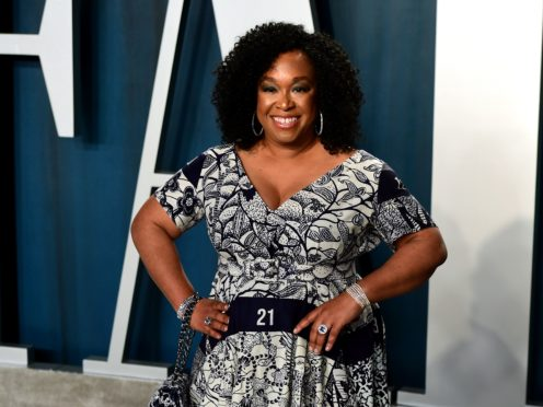 Bridgerton executive producer Shonda Rhimes said she was 'shocked' by the response to news of Rege-Jean Page's departure from the Netflix period drama (Ian West/PA)