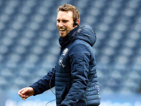 Mike Blair will lead Scotland in a European tour (Ian Rutherford/PA)