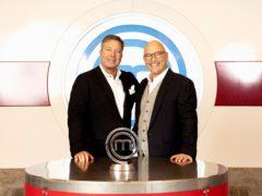 John Torode and Gregg Wallace present the MasterChef final (BBC/PA)