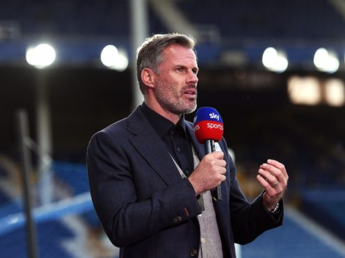 Sky Sports pundit Jamie Carragher was scathing in his criticism of Tottenham (Peter Powell/PA)