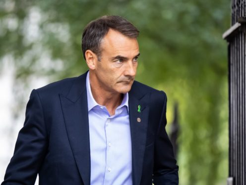 BP boss Bernard Looney has set the oil giant on a greener path since taking charge a year ago. (Aaron Chown/PA)