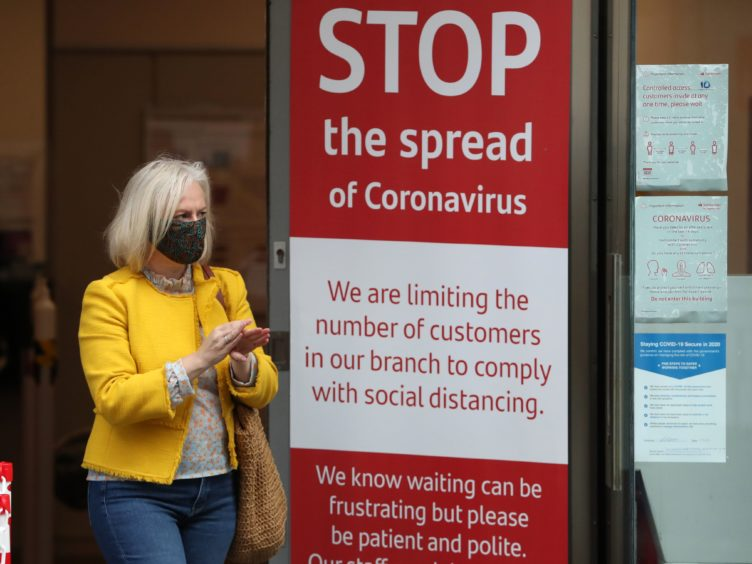 The daily coronavirus figures have been published (Andrew Milligan/PA)