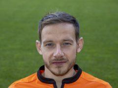 Peter Pawlett scored Dundee United's winner against Forfar (Jeff Holmes/PA)