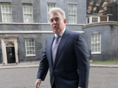 Northern Ireland Secretary Brandon Lewis (Yui Mok/PA)