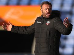 Ian Evatt thought Eoin Doyle's goal for Bolton should have stood (Nick Potts/PA)