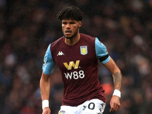 Aston Villa defender Tyrone Mings was subjected to racist abuse on Instagram on Friday (Mike Egerton/PA)