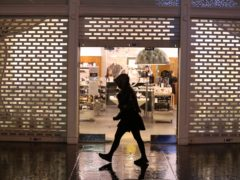 All types of shopping locations reported an increase in vacancies for the period (Andrew Milligan/PA)