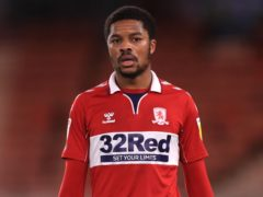 Chuba Akpom scored the winner for Middlesbrough (Mike Egerton/PA)