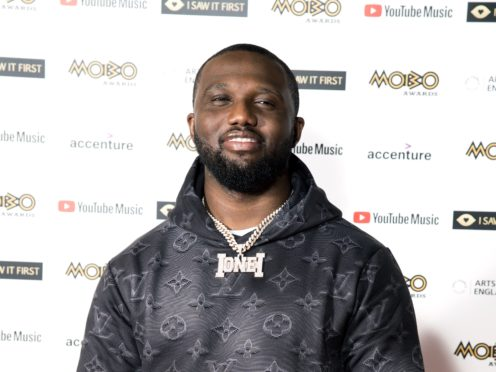Headie One is among the homegrown rappers who has contributed to the success of hip hop music in the UK, the BPI said (Ian West/PA)