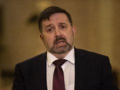 Northern Ireland Health Minister Robin Swann (Liam McBurney/PA)