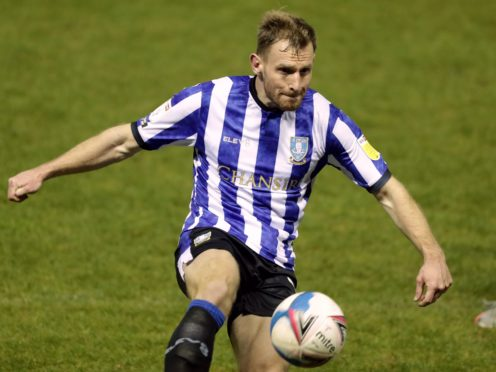 Sheffield Wednesday's Tom Lees misses out with an ankle injury (Richard Sellers/PA)