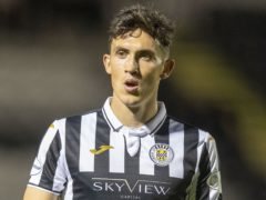 St Mirren's Jamie McGrath has been linked with a move to Aberdeen (Jeff Holmes/PA)
