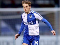 Luke McCormick scored both goals for Bristol Rovers (Nick Potts/PA)