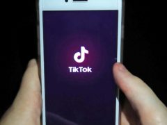 TikTok is accused of collecting children's data on an 'industrial scale' (PA)