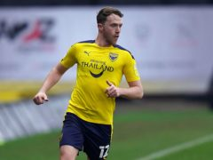 Oxford right-back Sam Long scored two late goals for a comeback victory against Gillingham (Tess Derry/PA)