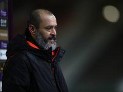 Nuno Espirito Santo and Wolves have endured a difficult season (Nick Potts/PA)