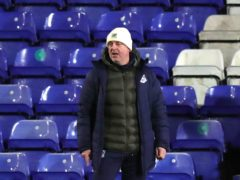 Keith Hill's Tranmere edged a win at Bradford (Simon Marper/PA)