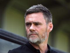 Graham Alexander wants his side's league form to reflect their cup win (Martin Rickett/PA)