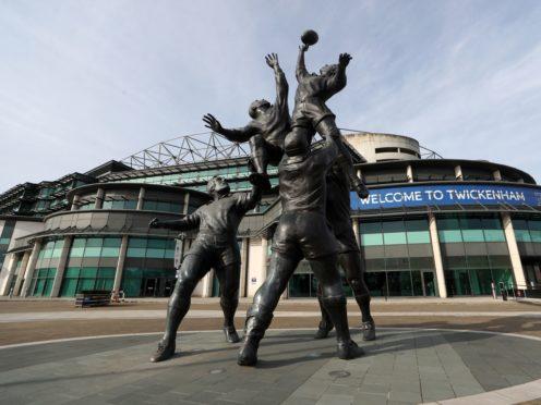 Twickenham will host the 2021 European finals (David Davies/PA)