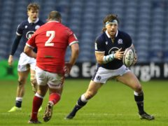 Scotland's Hamish Watson has been named the Six Nations player of the tournament (Jane Barlow/PA)