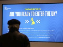 Quarantined travellers have complained of Covid-19 test kits arriving late (Andrew Milligan/PA)