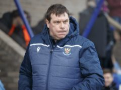 Tommy Wright hopes to extend Kyle Lafferty's stay at Kilmarnock (Steve Welsh/PA)