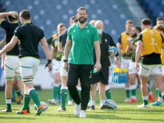 Andy Farrell's Ireland will no longer tour Fiji this summer (Marco Iacobucci/PA)