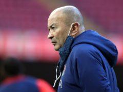 Eddie Jones has retained the full support of the RFU (David Davies/PA)