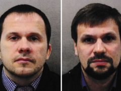 Salisbury poisoning suspects Alexander Petrov and Ruslan Boshirov are being linked to a 2014 fatal blast in the Czech Republic (Met Police/PA)